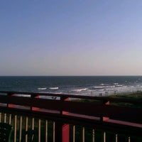 Photo taken at Coconut Joe's Beach Grill by Josh D. on 5/5/2012