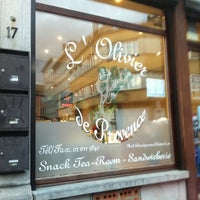 Photo taken at L'olivier De Provence by Marie-Laure H. on 12/3/2011