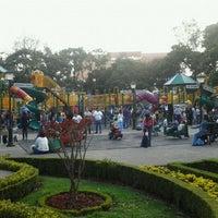 Photo taken at Parque de los Venados by JOLUMO on 11/13/2011