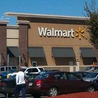 Photo taken at Walmart Supercenter by CJ J. on 10/4/2011