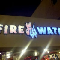 Photo taken at Fire Water by DJ Jdawg G. on 2/8/2012