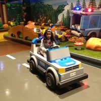 Photo taken at Legoland Discovery Centre by Mo0oni 8. on 6/3/2012