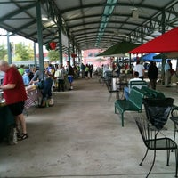 Photo taken at Memphis Farmers Market by Charles M H. on 9/17/2011