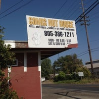 Photo taken at Somis Nut House by Liz on 6/2/2012