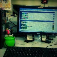 Photo taken at My workplace by lechar09 on 8/13/2012
