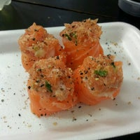 Photo taken at A3 Sushi by Airton S. on 9/4/2012