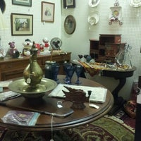 Photo taken at Urban Suburban Antiques by Torrie L. on 9/1/2012
