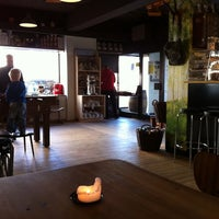 Photo taken at Kaffeslabberas'en by Jacob B. on 3/27/2011