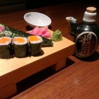 Photo taken at Sushi Yoshi by Salem A. on 8/21/2012