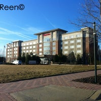Photo taken at Sheraton Hotel Rockville by Loureen B. on 1/19/2012