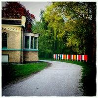 Photo taken at Stadsparken by Anton L. on 5/19/2011
