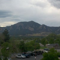 Photo taken at Days Hotel Boulder by Tj W. on 8/31/2011
