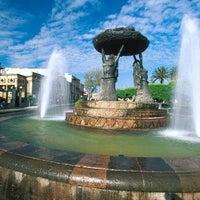 Photo taken at Morelia by Juan G. on 11/5/2011