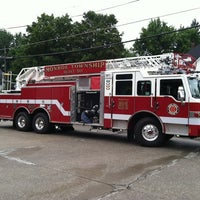 Photo taken at Monroe Township Fire Dept by Traci S. on 8/24/2011