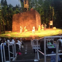 Foto tirada no(a) Delacorte Theater por Keith N. em 6/7/2012