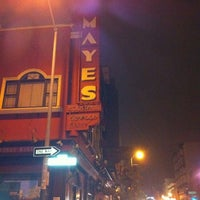 Photo taken at Mayes Oyster House by Dan D. on 8/6/2011