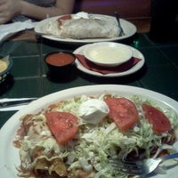 Photo taken at Garibaldi Mexican Cuisine by Tiffany H. on 1/17/2012