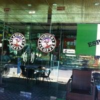 Photo taken at Lavinier Coffee by การ์ตูน ต. on 5/19/2012