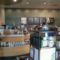 Photo taken at Starbucks by Steven F. on 3/28/2012