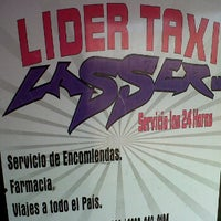 Photo taken at Taxi Lasser by Jose D. on 11/28/2011