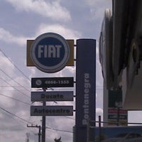 Photo taken at Pontanegra Fiat by Ana K. on 6/5/2012
