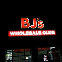 Photo taken at BJ's Wholesale Club by John F. on 1/25/2012