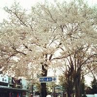 Photo taken at Shinano-Ōmachi Station by kiya999 on 4/29/2012