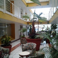 Photo taken at Hotel Mediterraneo by Miguel R. on 8/5/2012