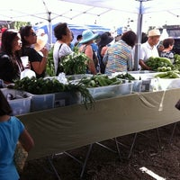Photo taken at Mira Mesa Farmer's Market by CinCinFury P. on 7/12/2011