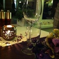 Photo taken at Restaurant AMUZ by Marco v. on 2/14/2012