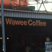 Photo taken at Wawee Coffee by Mario on 3/10/2012