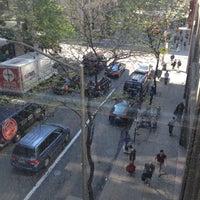 Photo taken at Hunter College 3rd Floor Bridge by Julie T. on 4/16/2012