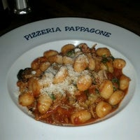 Photo taken at Pizzeria Pappagone by Rich W. on 10/27/2011