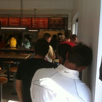 Photo taken at Chipotle Mexican Grill by fresca on 1/22/2011