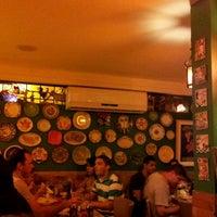 Photo taken at La Tratoria by Eduardo O. on 11/15/2011