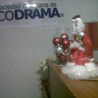 Photo taken at Sociedad Mexicana de Psicodrama by Roberto R. on 11/28/2011