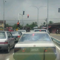 Photo taken at Guchil Bayam Intersection by Chia W. on 11/22/2011