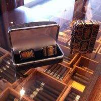 Photo taken at W. Curtis Draper Tobacconist by David L. on 5/15/2012