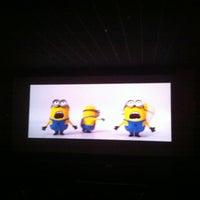 Photo taken at Cinesystem Cinemas by Bruno L. on 6/3/2012