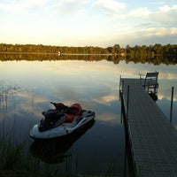Photo taken at Austin Lake by Jeff N. on 8/8/2012