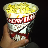 Photo taken at Showtime Cinemas by Josian R. on 4/7/2012