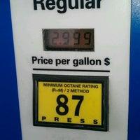 Photo taken at Exxon by 13 B. on 12/1/2011