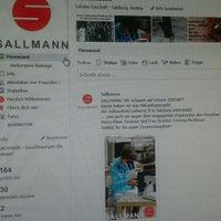 Photo taken at SALLMANN by Nadi L. on 11/24/2011