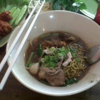 Photo taken at กินเพลิน by NoiNong R. on 1/14/2012