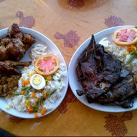 Photo taken at African Paradise Restaurant by Moe D. on 1/10/2012