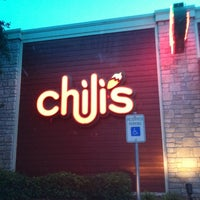 Photo taken at Chili's Grill & Bar by Eliza V. on 5/9/2011
