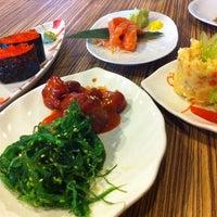 Photo taken at Kensaku Japanese Restaurant by ✨💗Pammy P. on 3/28/2011
