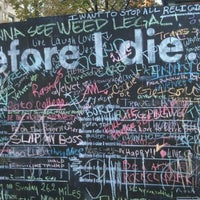 Photo taken at Before I Die by Shawn L. on 11/2/2011