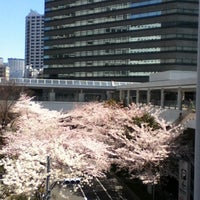 Photo taken at Osaki Station by SUGUUN on 4/7/2012