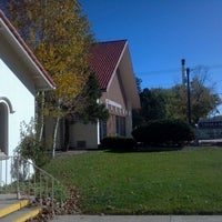 Photo taken at Immanuel Lutheran  Church by Jason M. on 10/30/2011